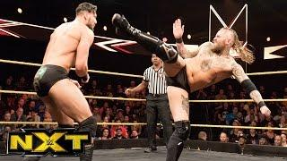 Aleister Black Is 'Good' With Staying At NXT For Now