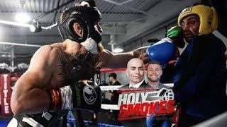 Showdown Joe: Conor McGregor Will Fight Who He Wants