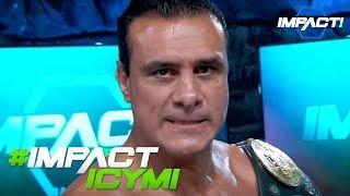 Alberto El Patron Says It Was His Idea To Be Stripped Of The GFW Title