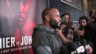 Daniel Cormier: Determined And Disrespected