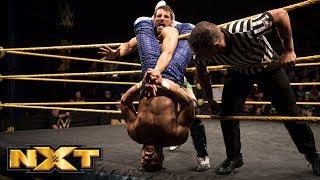 Johnny Gargano vs. Andrade 'Cien' Almas, one of the highlights of NXT's 2018 thus far.