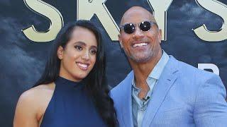 The Rock Says Daughter Simone Is The Youngest Signee In WWE History, Started Her Training At 16