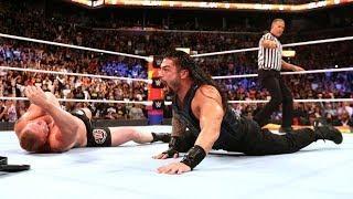 Fightful Reacts: Roman Reigns vs. Brock Lesnar WWE Summerslam 2018 Full Match Review | Fightful.com Podcast