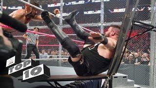 Post SmackDown & 205 Live Fight-Size Update: Top 10 Hell In A Cell Moments, Kalisto's 205 Debut, Dillinger, Charlotte & Becky, More