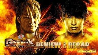 NJPW G1 Climax 28 Finals-Fight Size: 'The Ace' Is Back On Top, Juice Robinson Versus The World, Rey Mysterio Returns, And More