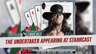 The Undertaker And Kurt Angle Drop Out Of Starrcast II