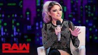 Alexa Bliss Says Hosting WrestleMania Makes Her More Nervous Than Having A Match At WrestleMania