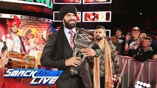 Jinder Mahal On His Heel Persona, Someday Becoming A Babyface