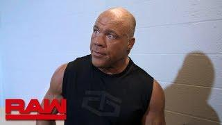 Kurt Angle Understands Why Vince McMahon Only Allowed Him To Wrestle A Limited Number Of Times