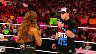 Eve Torres' Heel Turn Was Pitched Ten Minutes Before Raw Went On The Air