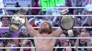 Daniel Bryan Recalls WWE Not Allowing Brie Bella To Celebrate With Him At WrestleMania 30