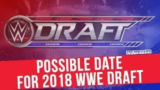 Report: Possible WWE Draft At Backlash Pay-Per-View