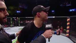 Al Iaquinta Says Khabib Nurmagomedov's Striking Was Really Good At UFC 223