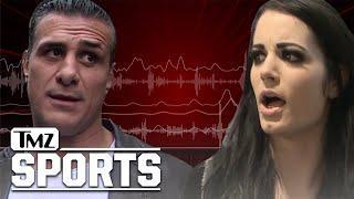UPDATE: Damning Audio Surfaces Of Alberto El Patron & Paige Arguing At Orlando Airport