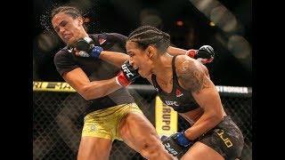 Report: Jennifer Maia Faces Viviane Araujo At UFC Fight Night Austin