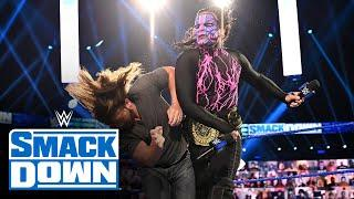 Intercontinental Title Match, Bayley And Firefly Fun House Segments Announced For 9/11 WWE SmackDown