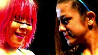 Bayley On Asuka: 'She Can Be Snug'
