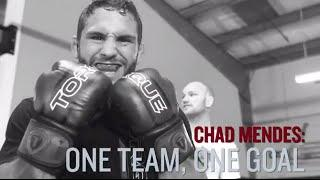 Chad Mendes Accepts Responsibility For Drug Test Failure