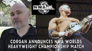 NWA Announces Title Match For Philadelphia In March