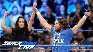 Daniel Bryan And Brie Bella Will Battle The Miz And Maryse At WWE Hell In A Cell