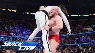 Lars Sullivan Returns On 10/9 WWE SmackDown