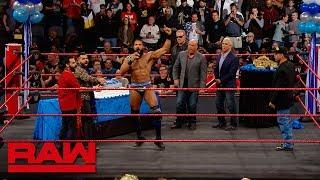 Post-Raw Fight Size Update: Legends Beat Up Jinder After Raw, Ric Flair Birthday Wishes, More