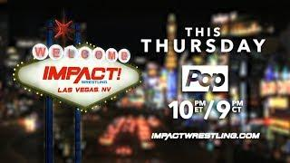 IMPACT Wrestling TV Taping Spoilers (11/13/18): Final Set Of Tapings From Las Vegas