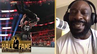 Booker T Weighs In On The Upcoming Match Between Brock Lesnar And Rey Mysterio At Survivor Series