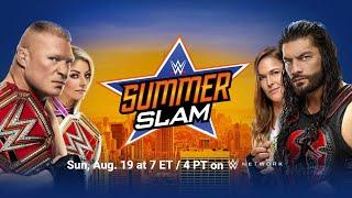 WWE Summerslam 2018 Predictions, Preview, Picks | Fightful Wrestling Podcas