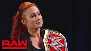 Becky Lynch Becomes Longest Reigning WWE Raw Women's Champion