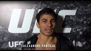 Alexandre Pantoja Willing To Be A Backup For The TUF 28 Finale