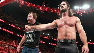 Seth Rollins Says His Reunion With Dean Ambrose Was A Change Of Plans