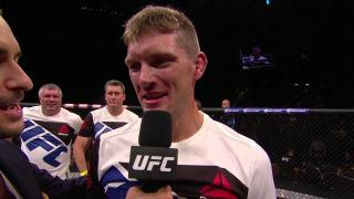 Exclusive: Stephen Wonderboy Thompson: I'm Not Sure What Colby Covington Is Going For