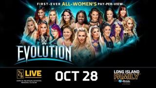 Fightful Wrestling Podcast | WWE Evolution 2018 Full Show Review, Results, Recap