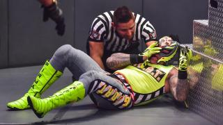 WWE Issues Medical Update On Rey Mysterio After He Lost An Eye At Extreme Rules