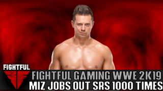 Fightful Gaming: WWE 2K19 Showcase Mode Playthrough, Episode 1