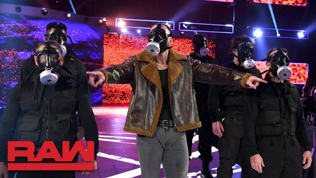 WWE Raw Results For 12/10/2018: Two Title Bouts, A TLC Match & Heath Slater Starts His New Job
