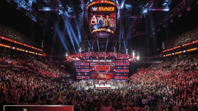 WWE Raw & Smackdown Live Stats For 12/10 & 12/11 From Sean Ross Sapp Of Fightful.com