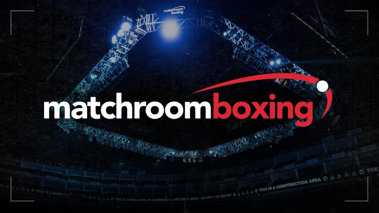 Matchroom Boxing Postpones Fights Set For May