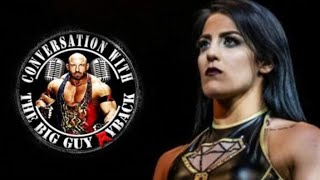 Ryback On Tessa Winning IMPACT Title: What If Brock Lesnar Wanted To Be Women's Champion?