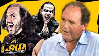 "Image result for Anthem's Ed Nordholm says WWE ""have no interest"" in Broken Hardys 