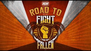 Watch: ROAD TO FIGHT FOR THE FALLEN | 7/15/20