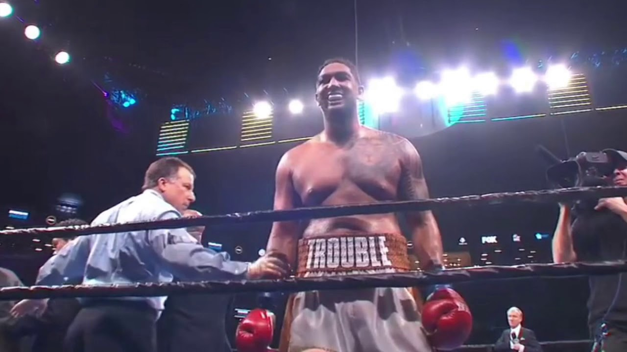 Dominic Breazeale Losing To Anthony Joshua In 2016 Was A Huge