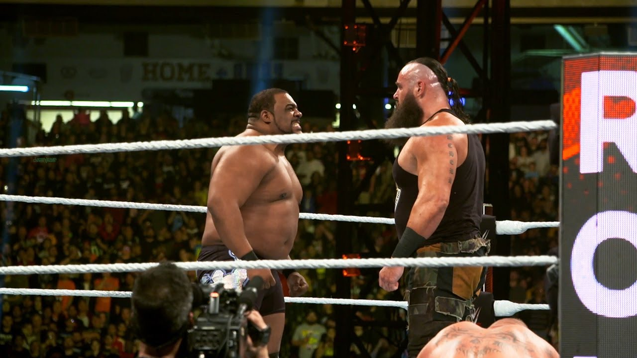 Watch: WWE Chronicles Keith Lee's 2020 Royal Rumble Appearance