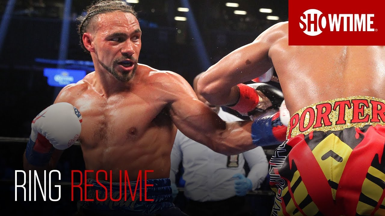 Keith Thurman Underwent Surgery For Left Hand, Will Return In 2020