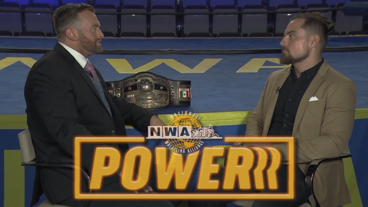 NWA Powerrr Episode 16 Stream, Results, & Discussion (1/28)