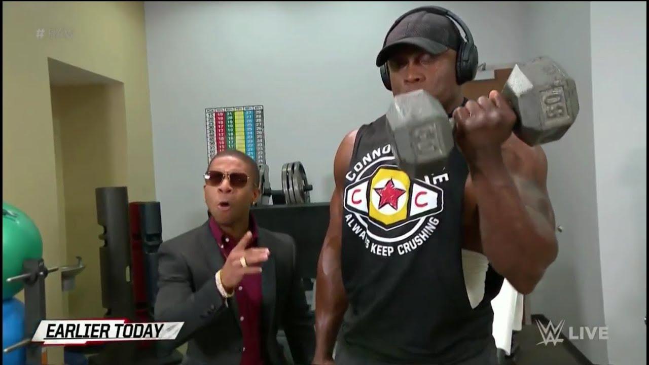Fightful Reacts Lio Rush Makes Wwe Raw Debut As Bobby Lashleys