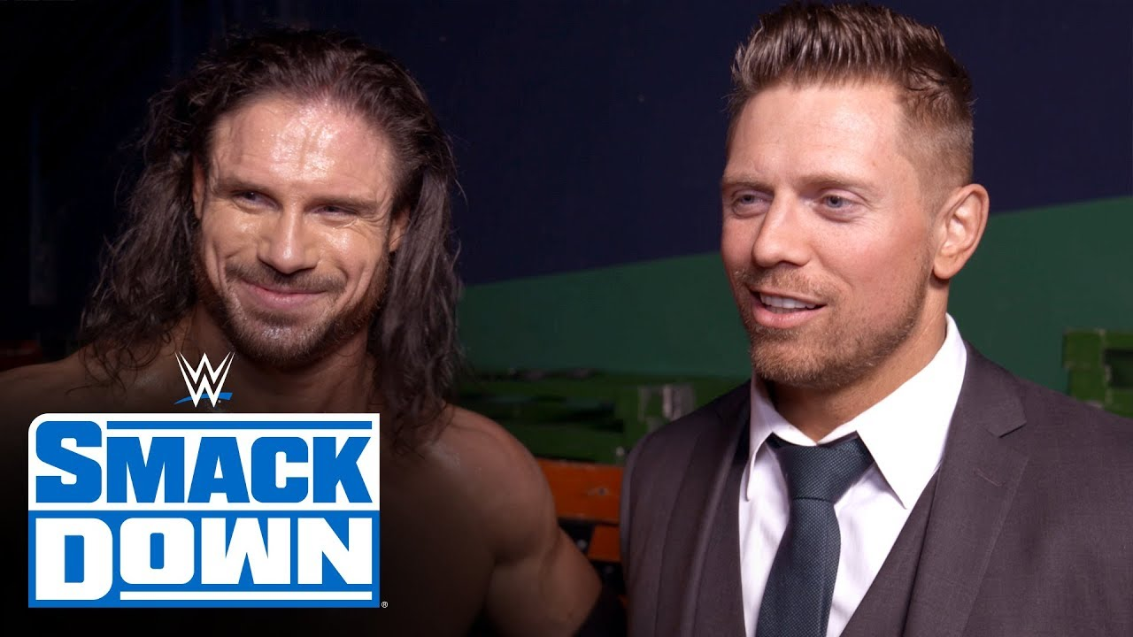 John Morrison Wins Big Upon Returning, Mandy Falls For Otis (Literally) | Post-SmackDown Fight-Size