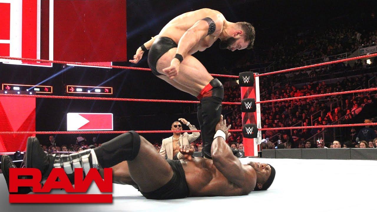Finn Balor Set To Defend IC Title Against Bobby Lashley