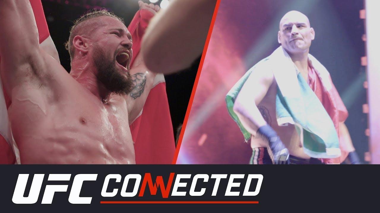 UFC Connected: Nicolas Dalby Cain Velasquez Favorite Underdog Victories - Fightful